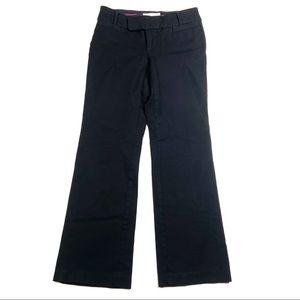 Banana Republic Ankle Pants Jackson Fit Black 2
